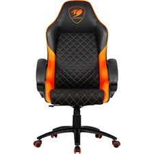 Cougar Fusion High-Comfort Swiveling Gaming Chair (Free Shipping)