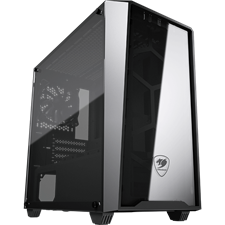 Cougar MG120-G Elegant and Compact Mini Tower Case