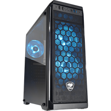 Cougar MX330-G Air Glass Window Mid-Tower PC Case