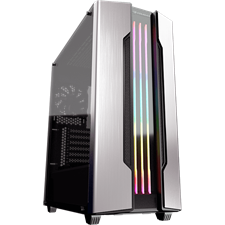 Cougar Gemini S RGB Mid-Tower PC Case Silver