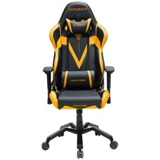 DXRacer Valkyrie Series Office And Esports Gaming Chair (Black | Yellow) GC-V03-NA-B2-49 (Free Next-Day Delivery for Karachi Only)