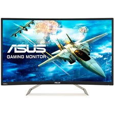 "Asus VA326H Curved Gaming Monitor – 31.5"" FHD"