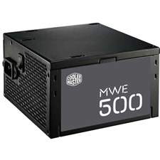 Cooler Master MWE 500 - 500 Watt Active PFC Power Supply (MPW-5002-ACABW)