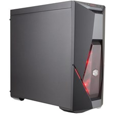 Cooler Master MasterBox K500L Black Midi Tower Gaming Case - MCB-K500L-KNNN-S00