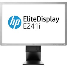 "HP EliteDisplay E241i 24"" IPS LED Backlit Monitor (Used)"