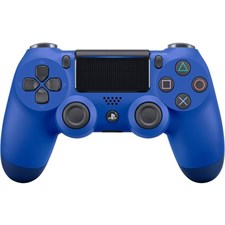 Sony DualShock PlayStation 4 Wireless Controller Wave Blue