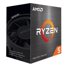 AMD Ryzen 5 5600X Desktop Processor - 3.7 GHz Six-Core AM4