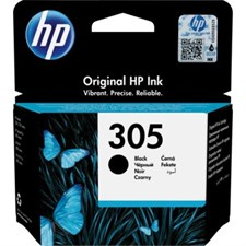 HP 305 Black Original Ink Cartridge - 3YM61AE