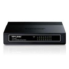 TP-LINK TL-SF1016D Unmanaged 10/100Mbps 16-Port Desktop Switch