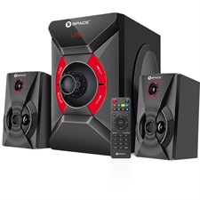 Space Tech SCREAM - 2.1 Speakers, SC-922Z