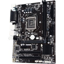 Gigabyte GA-H110M-S2PH (rev. 1.0) Motherboard, Intel LGA 1151