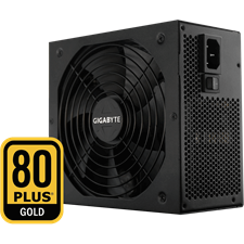 Gigabyte G750H 750W Crossfire Certified 80 Plus Gold Certified Modular Active PFC Power Supply