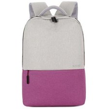 Socko Light Laptop Backpack Messenger Handbag - Purple - SH-685