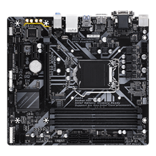 Gigabyte B365M DS3H Intel B365 Ultra Durable Motherboard