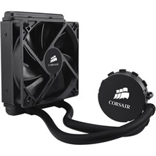 CORSAIR Hydro Series H55 Quiet Edition Water / Liquid CPU Cooler. 120mm - CW-9060010-WW