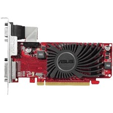 Asus R5230-SL-1GD3-L Radeon R5 230 Graphic Card - 625 MHz Core - 1 GB DDR3 SDRAM - PCI Express 2.1 -