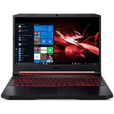 Acer NITRO 5 AN515-54-761V Gaming Laptop, 9th Gen Ci7 9750H,16GB, 256GB SSD + 1TB HDD, GeForce GTX 1650 4GB, Win 10