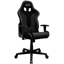 DXRacer NEX Office Recliner Gaming Chair (Black-Gray) EC-O01-NG-K1-258 (Free Next-Day Delivery for Karachi Only)