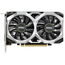 MSI GeForce GTX 1650 D6 VENTUS XS OC Video Graphics Card - 4GB GDDR6