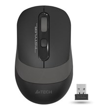 A4Tech FG10 FSTYLER 2.4G Wireless Mouse - Black