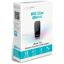 TP-Link AC600 Archer T2U Wireless Dual Band USB Adapter