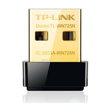 TpLink TL-WN725N 150Mbps Wireless N Nano USB Adapter