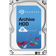 "Seagate Archive HDD v2 ST6000AS0002 6TB 5900 RPM 128MB Cache SATA 6.0Gb/s 3.5"" Internal Hard Drive –"