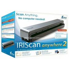 I.R.I.S. IRIScan Anywhere 2