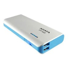 ADATA PT100 10000mAh Power Bank - White