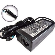 HP Genuine Laptop Adapter Charger 19.5V 2.31A (Original) Blue Pin