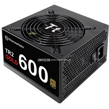 Thermaltake TR2 600W Gold 80 PLUS Gold Power Supply - TR2-0600P-G