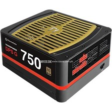 Thermaltake Toughpower DPS G 750W 80 Plus Gold Digital Power Supply with DPSapp - TPG-0750D-G
