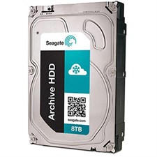 "Seagate Archive HDD v2 ST8000AS0002 8TB 5900 RPM 128MB Cache SATA 6.0Gb/s 3.5"" Internal Hard Drive –"