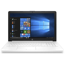 "HP 15-DA0287NIA Laptop - 8th Gen Ci3 8130U, 4GB, 1TB, 15.6"" HD"