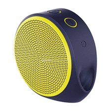 Logitech X100 Mobile Wireless Speaker (Yellow) 984-000370
