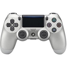Sony DualShock PlayStation 4 Wireless Controller CUH-ZCT1E - Silver