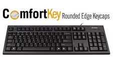 A4 Tech KR-85 ComfortKey RoundEdge Keycaps