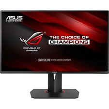 "ASUS ROG Swift PG27AQ Gaming Monitor - 27"" 4K UHD (3840x2160), IPS, G-SYNC"