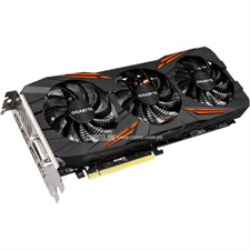 GIGABYTE GeForce GTX 1070 DirectX 12 GV-N1070G1 GAMING-8GD 8GB 256-Bit GDDR5 PCI Express 3.0 x16 ATX