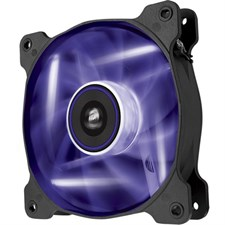 Corsair Air Series AF120 LED 120mm Quiet Edition High Airflow Fan Single Pack - Purple (CO-9050015-PLED)