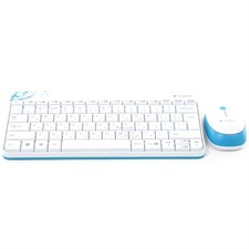 Logitech Mk240 Wireless Combo - White - 920-006499