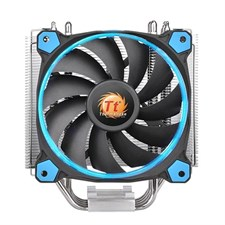 Thermaltake Riing Silent 12 Blue CPU Cooler (CL-P022-AL12BU-A)