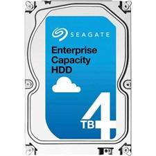 "Seagate Constellation ES.3 ST4000NM0023 4TB 7200 RPM 128MB Cache SAS 6Gb/s 3.5"" Enterprise Internal"