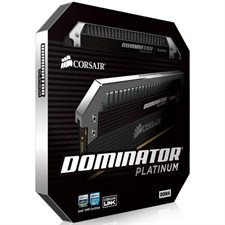 Corsair Dominator® Platinum Series 16GB (2 x 8GB) DDR4 DRAM 3200MHz C16 Memory Kit (CMD16GX4M2B3200C16)