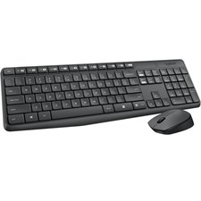Logitech MK235 Wireless Keyboard and Mouse - 920-007939
