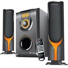 Audionic AD-7000 2.1 Channel Speaker