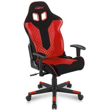 DXRacer NEX Office Recliner Gaming Chair Black-Red EC-O01-NR-K1-258 (Free Next-Day Delivery for Karachi Only)