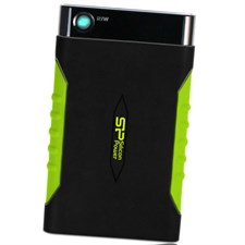 Silicon Power SP Armor A15 1TB Shockproof Portable Hard Drive