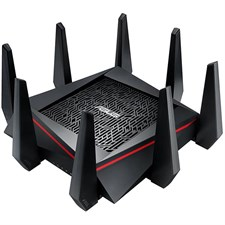 Asus RT-AC5300 AC5300 Tri-Band Wi-Fi Gigabit Router – For Gamers