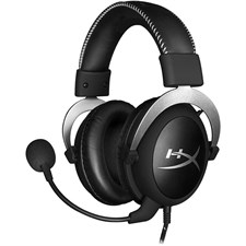 HyperX Cloud Pro Gaming Headset - Silver (HX-HSCL-SR/NA)
